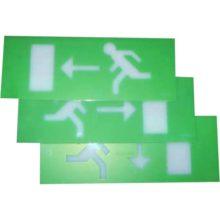 Beghelli B4269: Set pictogrammen voor Aestetica noodverlichting