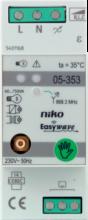 NIKO-RF DIMMER UNIV. 750VA-05-353