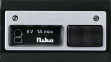 NIKO-BELDRUKKNOP 6V-05-540-06