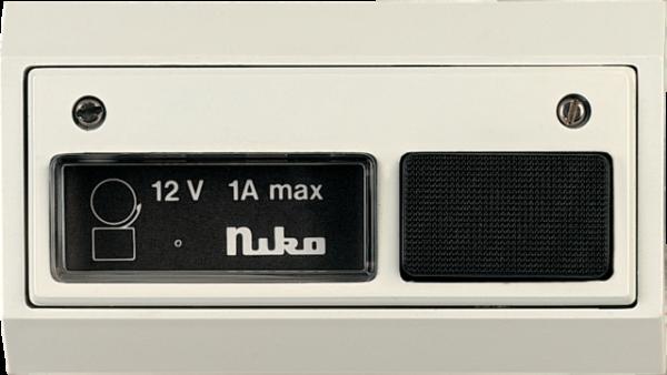 NIKO-BELDRUKKNOP 12V-05-540-13