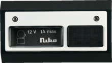 NIKO-BELDRUKKNOP 12V-05-540-23