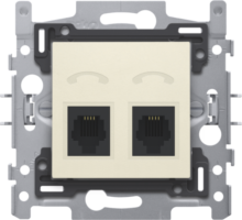 NIKO-2X RJ11 (TELEFOON)-100-69030