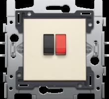 NIKO-AANSL 1xSPRINGCONNECTOR-100-69800