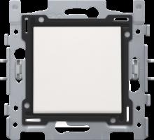 NIKO-SCHAKELAAR KRUIS WHITE-101-61700
