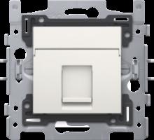 NIKO-1XRJ11 UTP WHITE-101-65113