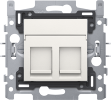 NIKO-2XRJ11 UTP WHITE-101-65114
