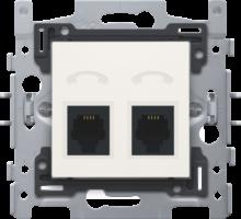 NIKO-2X RJ11 (TELEFOON)-101-69030