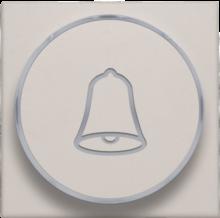 NIKO-SET DRUKKNOP 'BEL'-102-64007
