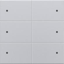 NIKO-SET 6xDRUKKNOP 24V+LED-121-60150