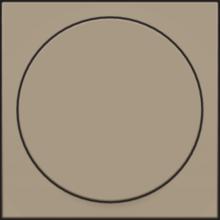 NIKO-SET UNIV. DIMMER BRONZE-123-31003