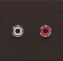 NIKO-2x CINCH DARK BROWN-124-69716