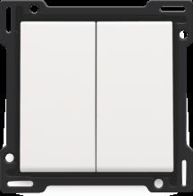 NIKO-2x 1/2 TOETS WHITE-154-61505