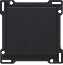 NIKO-2x 1/2 TOETS BLACK-161-61505