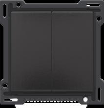 NIKO-2x 1/2 TOETS BAK. BLACK-200-61505