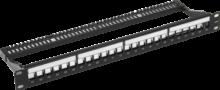 NIKO-19-INCH PANEEL 24xRJ45-650-01900