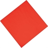 Fasana professionele tissueservetten rood 40x40cm 3-laags-Fasana