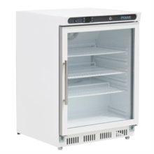Polar tafelmodel display koeling 150ltr-Polar