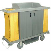 Bolero huishoudwagen 2 x 93ltr zakken-Jantex