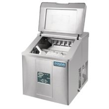 Polar tafelmodel ijsblokjesmachine 15kg output-Polar