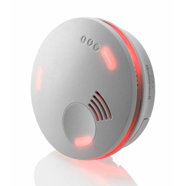 Honeywell autonome branddetectie