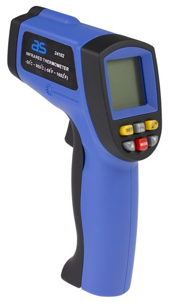 as - Schwabe 24102: Infrarood thermometer PRO
