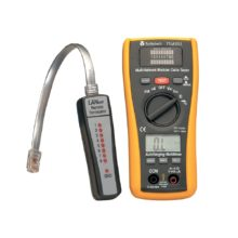 Turbotech TTLA1011: MULTIMETER / LANTESTER