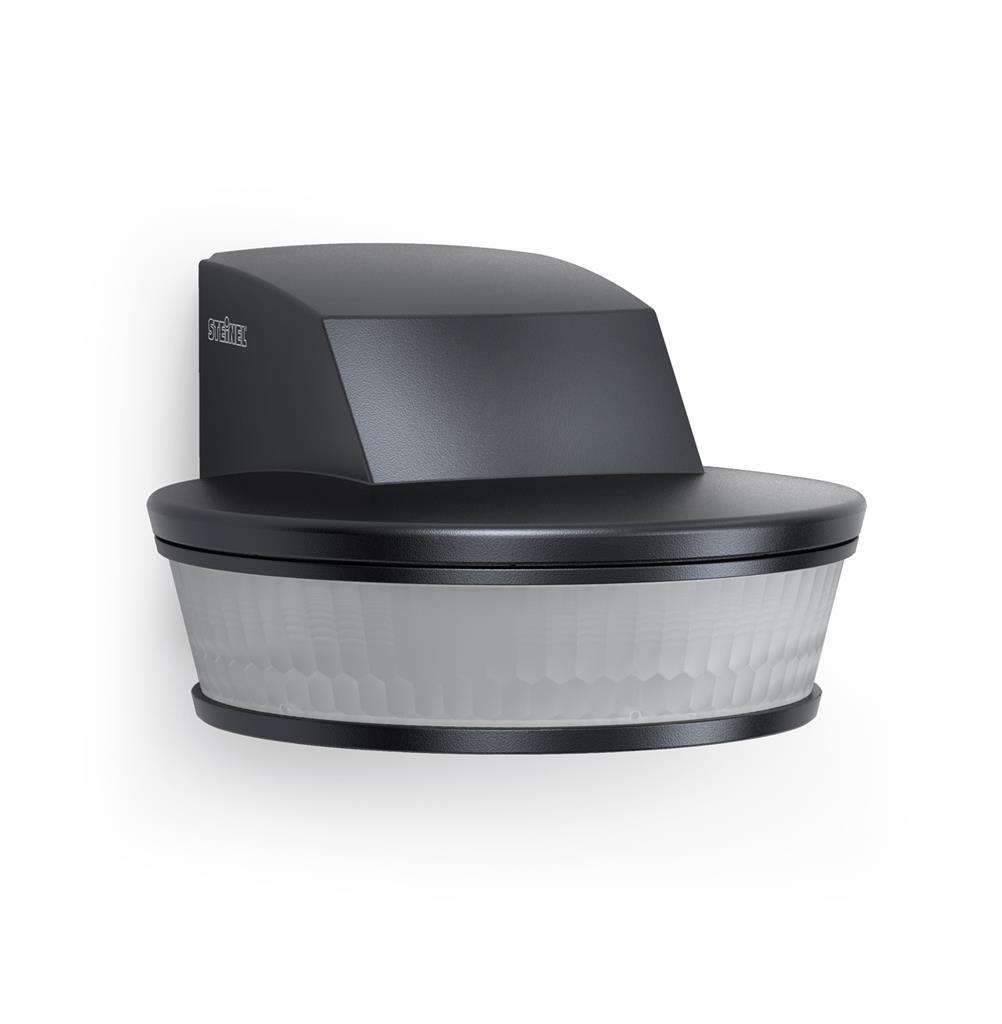 steinel 034979 bewegingsmelder sensiq s evo zwart incl. Black Bedroom Furniture Sets. Home Design Ideas