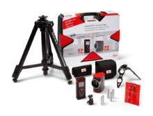 Leica D210: Laserafstandsmeter L2, D210 en TRI70, koffer