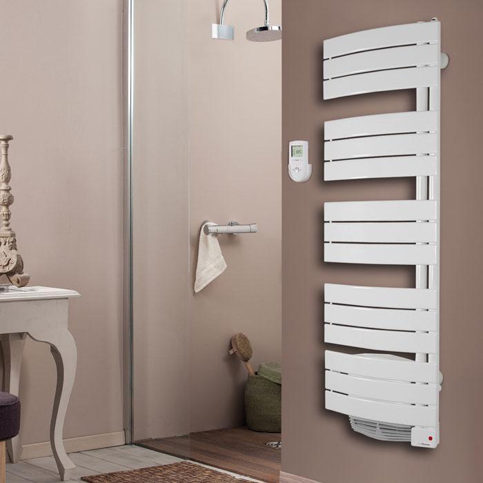 thermor ale 050 elektrische handdoekdroger links roterend electro colli. Black Bedroom Furniture Sets. Home Design Ideas