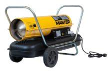 Master Directe Diesel Heater B 150 CED