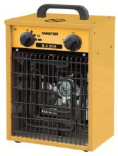 Master Elektrische Heater B 3 ECA in robuuste behuizing