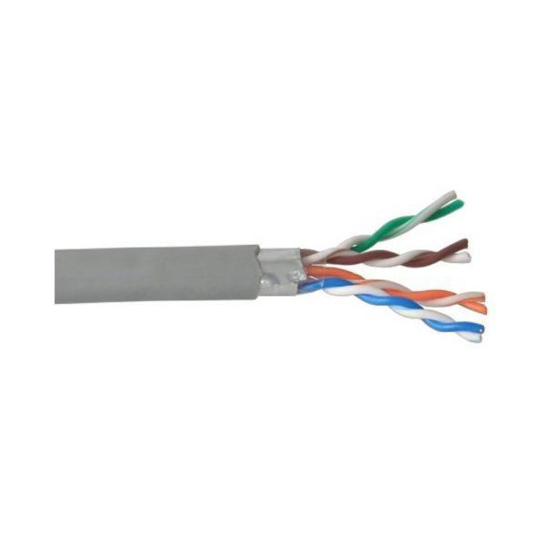 FTP-kabel: Afgeschermde datakabel F/UTP Cat.5e - per meter