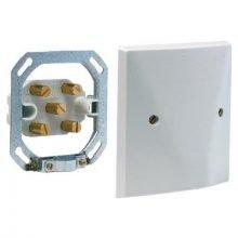 ABB Vynckier 2CDB710000R0000: Aansluitdoos 6mm² 3P+N+A met 5 klemmen grijs - Ref. Nr. : 600763 | Art. Nr. : 30030426004