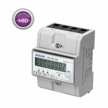 OR-WE-520: kWh-teller 3-fasig MID 80A